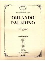 Orlando Paladino Overture