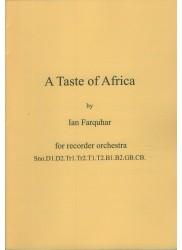 A Taste of Africa