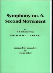 Symphony no 6 2nd movement