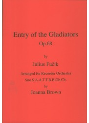 Entry of the Cladiators Op. 68