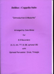 Coppelia Suite - Introduction & Mazurka