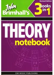 Theory Notebook, 3 books in 1
