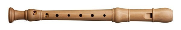 Studio Descant Recorder in Cherry