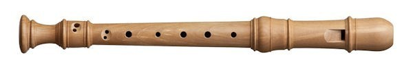 Superio Descant Recorder in Pearwood