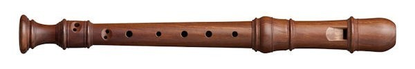 Superio Descant Recorder in Plumwood