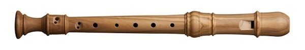 Superio Descant Recorder in Olivewood
