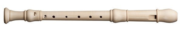 Studio Treble Recorder in Maple