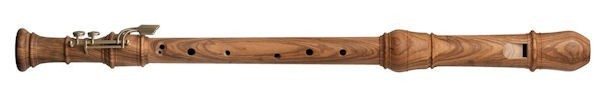 Superio Tenor Recorder in Olivewood