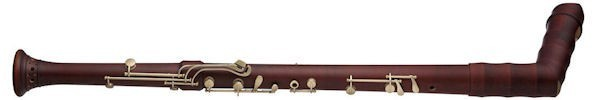 Superio Greatbass Recorder in C, Stained Maple