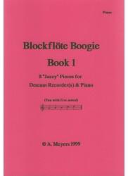 Blockflote Boogie Book