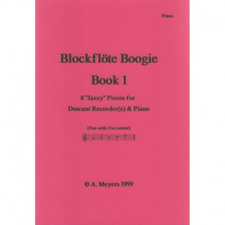 Blockflote Boogie Book