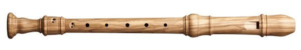 Marsyas Treble Recorder in Olivewood