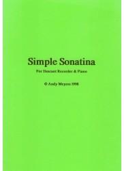 Simple Sonatina