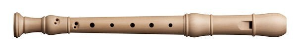 Bb 'Folklora', Descant Recorder  in Pearwood
