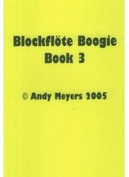 Blockflote Boogie Book 3