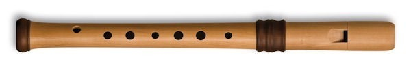 Adri's Dream Descant Recorder (Single holes) in Pearwood