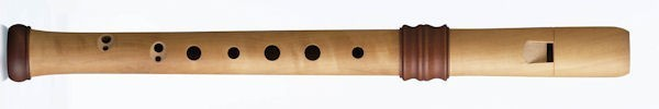 Adri's Dream Descant Recorder in Pearwood