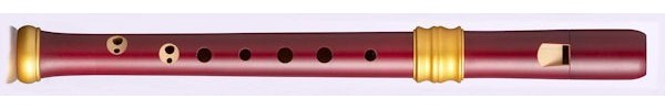 Adri's Dream Descant Recorder in Red Pearwood