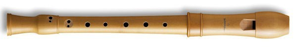 Canta Descant Recorder in Pearwood