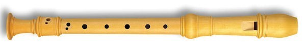 Denner Descant Recorder in Castello Boxwood