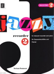 Jazzy Recorder 2 for Young Players