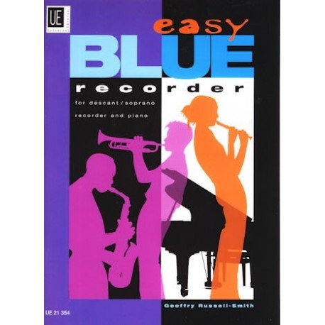 Easy Blue Recorder