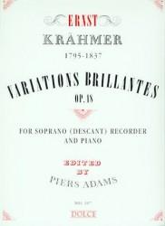 Variations Brilliantes, Op 118
