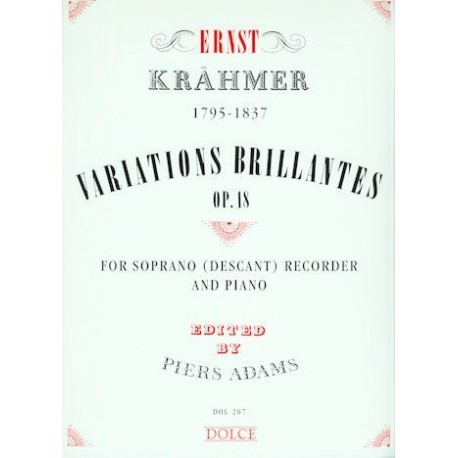 Variations Brilliantes, Op. 118