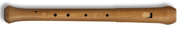 7 Tone Pentatonic Recorder in Pearwood