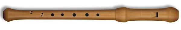 Waldorf Edition Treble Recorder in Pearwood