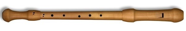 Waldorf Edition Tenor Recorder in Pearwood