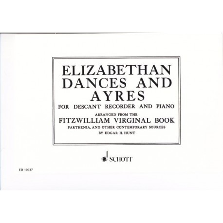 Elizabethan Dances and Ayres