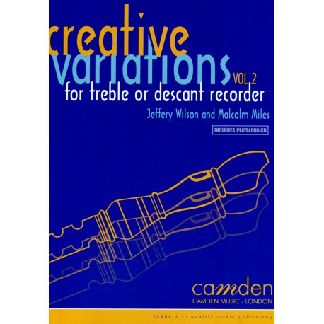 Creative Variations Vol 2