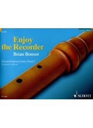 Enjoy the Recorder Descant Tutor Book 2