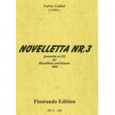Novelletta Nr. 3