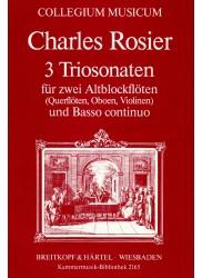 Three Trio Sonatas