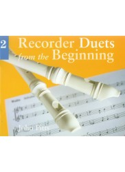Recorder Duets from the Beginning 2