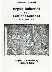 Regola Rubertina and Lettione Seconda