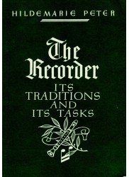 The Recorder, Its Traditions and its Tasks