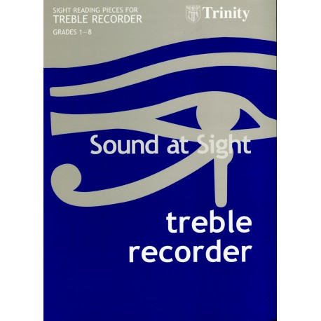 Sound at Sight: Sight Reading Pieces for Treble Recorder Initial - Grade 8