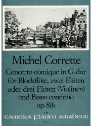"Concerto comique in G Major ""Le Plaisir des Dames"""