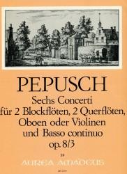 Six Concertos Op 8/3