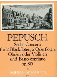 Six Concertos Op 8/5