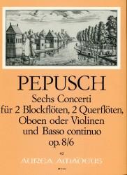 Six Concertos Op 8/6