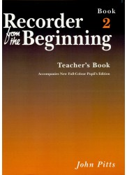 Recorder from the Beginning Teacher's Book 2