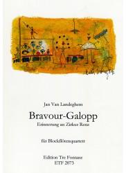 Bravour-Galopp