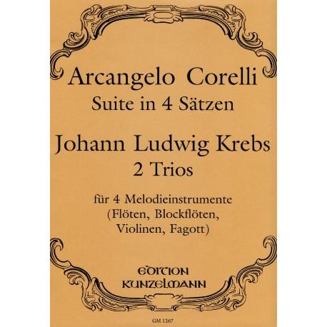 Suite in 4 movements/2 Trios