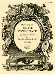 Sonate Concertate in stilo moderne