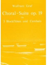 Choral Suite Op 19