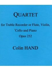 Quartet Op. 252